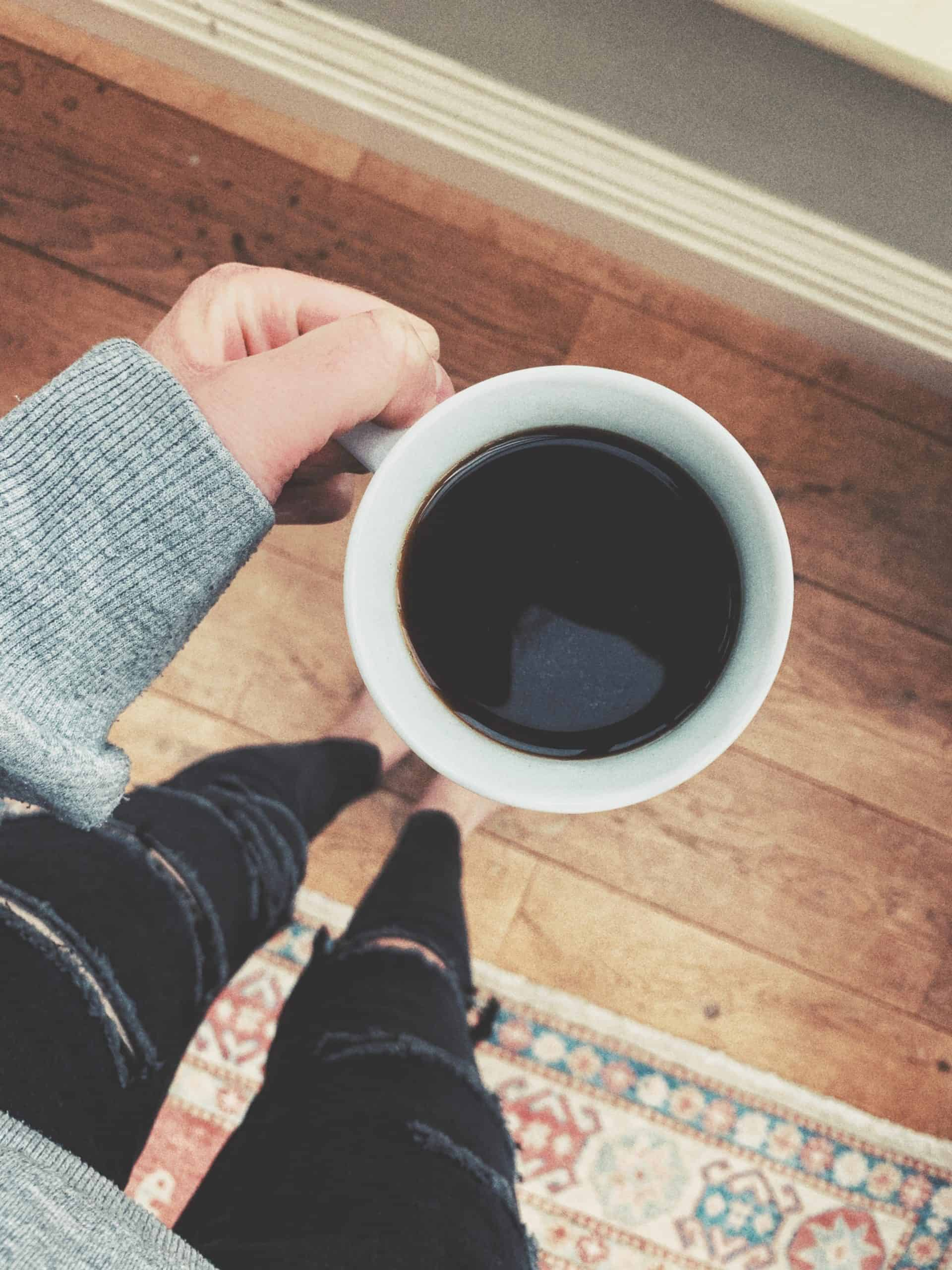 Little Moments in Daily Life: Coffee