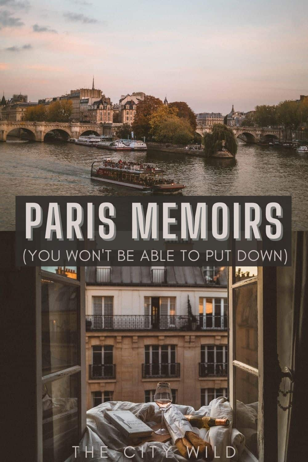 Paris Memoirs That Will Transport You Straight to France